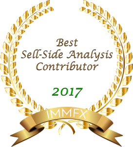immfx forex broker awards - best sell-side analysis 2017