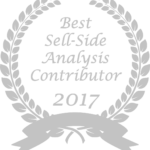 IMMFX forex broker awards - best sell-side analysis contributor 2017